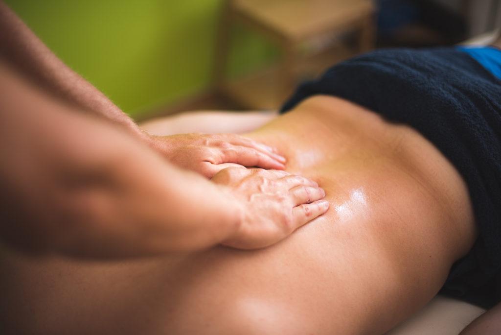 Fizioterapeut masira